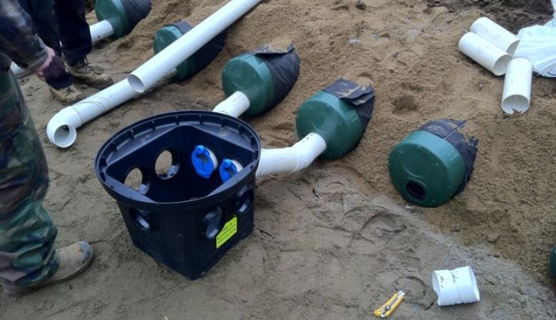 Excavation ecoflo